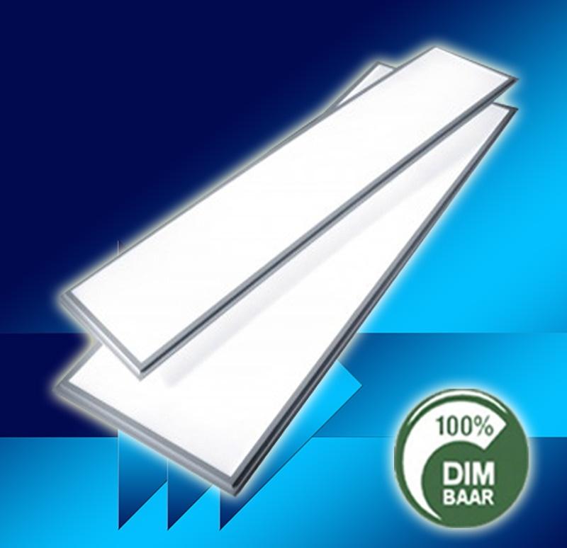 5029 led panel 40 watt 295 x 1195 mm 5000k dimbaar led super. Black Bedroom Furniture Sets. Home Design Ideas